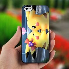 The only reason why I'd want an iPhone is to have pikachu cases lol
