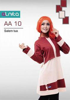 baju atasan wanita muslim produk alnita collection. Belanja grosir baju muslim di ZarifaHouse.com #bajumuslim #bajuatasanwanita #alnitacollection #grosirbajumuslim #zarifahouse #bajucantik #bajulebaran #bajuwanita #hijab