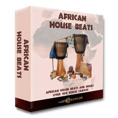African House Beats WAV REX FANTASTiC | June 19 2017 | 115 MB African House Beats are mainly drum loops with an African, house tinge. They were constructe