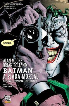 Alan Moore - Batman: A Piada Mortal | Ópio do Trivial