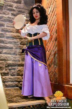 La Gitana Esmeralda by *MomoKurumi on deviantART