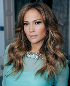 VA VA VOLUME. Haircuts that NEVER go out of style: Jennifer Lopez has perfected her look with big, cascading volumized waves. It's the ultimate bombshell style with a soft touch. #InStyle