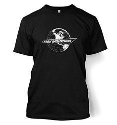 Stark Industries Globe T-shirt