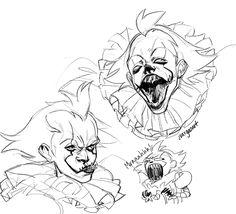 Mid-Halloween Warmup - It Creature Horror Movie Characters, Horror Films, Comedy Movies, Turtle Burger, Dragon Anatomy, Bill Skarsgard Pennywise, Apocalypse Art, Evil Demons, Le Clown