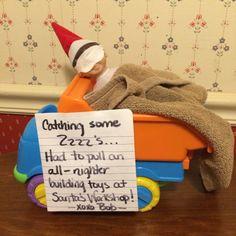 Elf on the Shelf: Week Three Elf on the Shelf: Week Three , Christmas Elf, All Things Christmas, Christmas Decor, Holiday Crafts, Holiday Fun, Bad Elf, Awesome Elf On The Shelf Ideas, Elf Magic, Elf On The Self