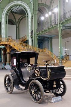 110 ans d'automobile. La belle époque !