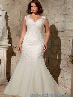 2015 Style Organza Wedding Dresses