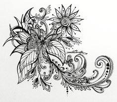 Danty Tattoos, Leg Tattoos, Small Tattoos, Sleeve Tattoos, Tattoo Hip, Horse Tattoo Design, Tattoo Designs, Tattoo Ideas, Chain Tattoo