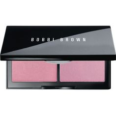 BOBBI BROWN Blush Duo palette ($39) ❤ liked on Polyvore featuring beauty products, makeup, cheek makeup, blush, beauty, cosmetics, filler, pastel pink, blush brush and bobbi brown cosmetics