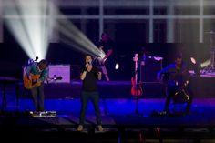 Onerepublic Concert in Qatar, on may 09, 2012.