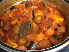 話題入り感謝!夏野菜の旨味が濃縮したラタトゥイユで夏の元気を手に入れましょう〜♪ アレンジ色々、ご飯やパスタにかけても◎