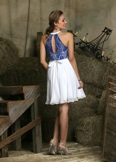Back view of Style : 60212