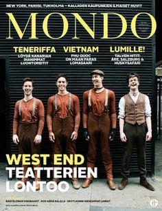 Mondo 10/2015   Mondo.fi Black And White Design, Salzburg, Vietnam, Typography, Graphic Design, Cover, Movie Posters, Inspiration, Collection