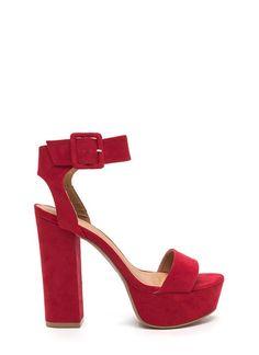 7a01fc5b5ebe Black Frayed Denim Block Heel Sandals - Missguided
