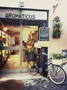 Aromaticus restaurant for lunch - Monti (near Roman Forum and Colosseum)