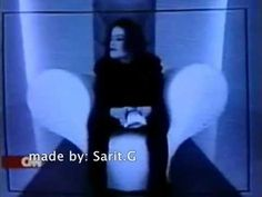 Michael Jackson Funny Making of Scream - YouTube