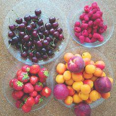frutas y verduras y especias