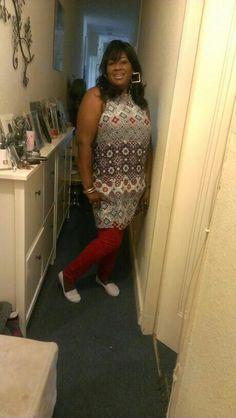 Loving my little summer dress