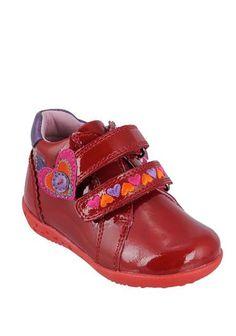 Agatha Ruiz de la Prada Patent Shoe, Red