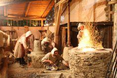 La costruzione di una campana, Gaita San Giovanni