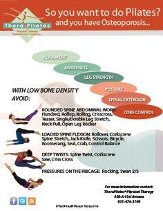Safe Pilates Flyer