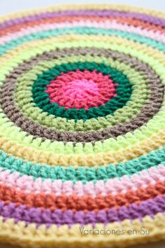 Colorful Mandala (3)