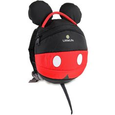 LittleLife Mickey Mouse Toddler Daysack