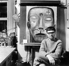 Zdzisław Beksiński, fotografo, scultore e pittore polacco. Una vita tumultuosa sul groppo e il coraggio del viaggiatore che attraversa l'inferno.