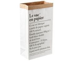 Aufbewahrungstüte Le Sac (2er-Set)