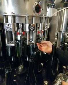 2016 Pinot Grigio Sparkling hitting the bottle today! #southcoastwinery #winewednesday #wine