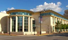 Lincoln Presidential Library & Museum Springfield, IL  One of the greatest museums EVER
