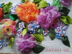 Gallery.ru / Natalia Uritean - Розы, ландыши, анютки(фиалки), цветной горошек - Innetta