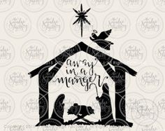Hand-Lettered SVG Cut Files Printables & by TheSmudgeFactoryLLC