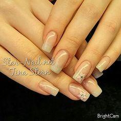 #babyboomer #star-nail #nails