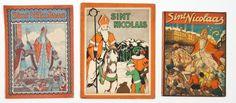 Sinterklaas / Sint Nicolaas boekjes
