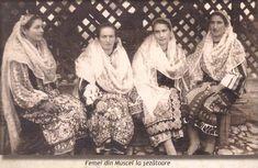 Costumul national din zona Muscel | Blogul iubitorilor de ie Romanian Label