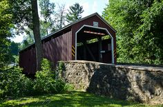 Zooks Mill Covered Bridge