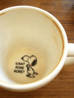 I want this mug. It's quite the story of my mornings... life...