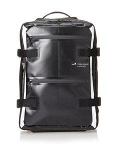 Hideo Wakamatsu Lightweight Tarpaulin Carry On Small Backpack Trolley  Suitcase with Wheels Black  Amazon.co.uk  Luggage f96bb0db8e43e
