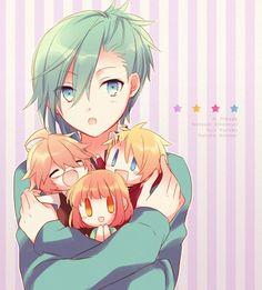 Uta no prince sama love this anime