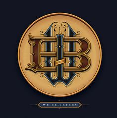 We Believers by Panco Sassano, via Behance