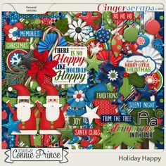 Holiday Happy - Kit