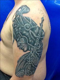 Tattoo São Jorge