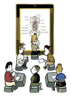 M Learning, Club, Teaching, Comics, Shape, World, Future Gadgets, Learning, Tecnologia