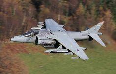 British Aerospace Harrier GR9A ZD433/45A (cn P45)