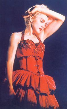 Madonna, Who's That Girl world tour