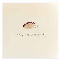 Pencil Shavings Cards – Prickly