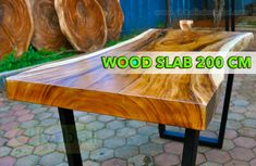 We are the leading of the biggest Indonesia Furniture company that manufacturing and exporting of high quality Suar wood, Teak root and Teak garden furniture. We offer a wide variety of wholesale furniture consisting of the above collection :  SUAR WOOD TABLE SLAB of Live edge wood conference table, dining table, coffee table, console table, side table, wood benches, wood chairs, wood stools and wood cabinet with natural beautiful wood grains, console table, bowl and etc. Wood Slab Table, Wood Benches, Wood Chairs, Teak Garden Furniture, Furniture Chairs, Raised Bed Garden Design, Diy Fountain, Garden Table And Chairs, Glass Garden