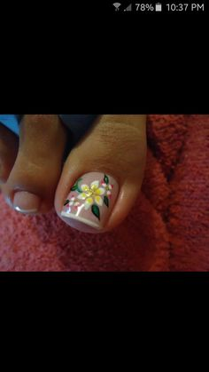 Summer Toe Nails, Simple Designs, Manicure, Nail Designs, Make Up, Toenails, Simple Toe Nails, Toe Nail Designs, Jacket