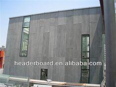 Non Asbestos cement sheet exterior wall cladding fiber cement cladding board, View exterior fiber cement cladding board, Headerboard Product Details from Zhejiang Headerboard Building Materials Co., Ltd. on Alibaba.com